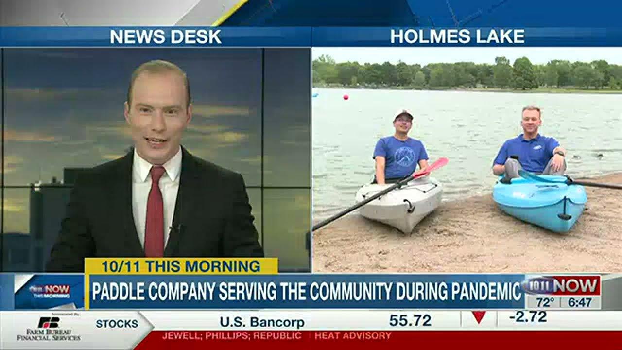 LNK Paddle Videos