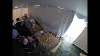 Girandola Building Time-lapse
