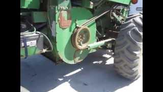 John Deere 5720 Forage Harvester for Parts