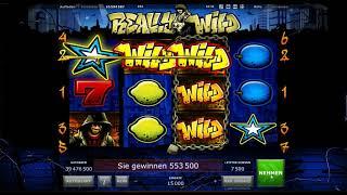 Really Wild kostenlos spielen - Novomatic / Eurocoin