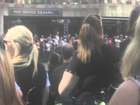 ANZAC Day 2015 - Salvo Band and Timbrels, RAR Associations and a Jeep
