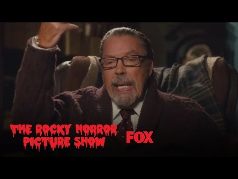 Tim Curry's Message  THE ROCKY HORROR PICTURE