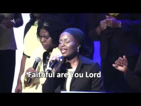 Faithful are you Lord - @ DC