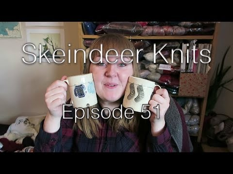 Skeindeer Knits Ep. 51: My North-American Adventure