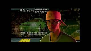 Midnight Club 2 Steven Stage Music (Follow Steven) (REUPLOADED)
