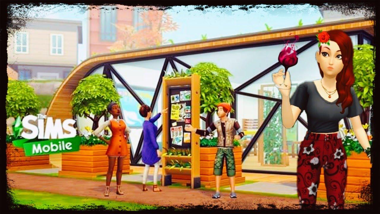 Todo Sobre El Eco Workshop/Taller!!🔥 Detalles Y Explicacion | Los Sims Movil | Noticias | nauel2015