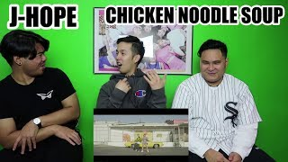 J HOPE CHICKEN NOODLE SOUP FEAT BECKY G