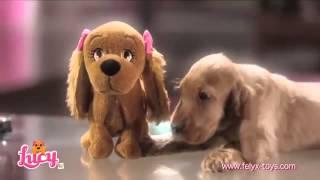 IMC Toys интерактивно куче Луси от Bghlapeta.com
