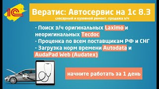 видео Автоматизация автосалонов, автосервисов