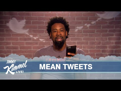 Thumbnail: Mean Tweets - NBA Edition #4