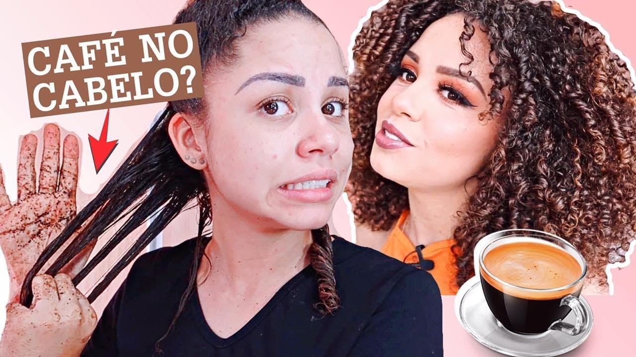 Download HIDRATAÇÃO CASEIRA DE CAFÉ: VALE A PENA? | por Ana Lídia Lopes