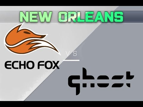 Ghost Gaming vs echoFox |  Pro Circuit New Orleans | NOLA
