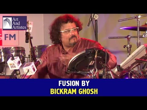 Fusion By Bickram Ghosh | Heart Beat | Percussion Instrument Performance | Art And Artistes