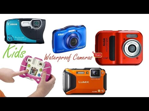 Top 5 Best Waterproof Cameras for Kids Best Rugged Waterproof