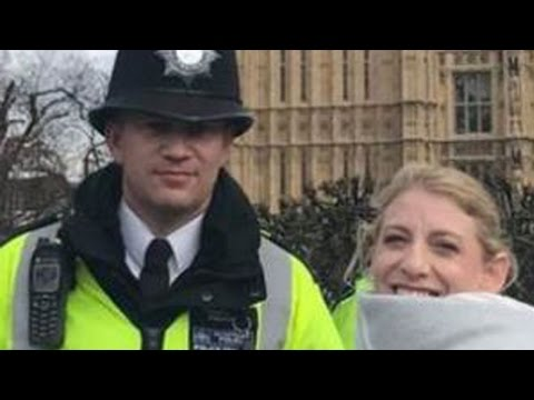 See Last Photo Of Officer Keith Palmer Taken Before London Terror Attack