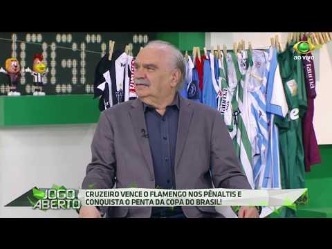 Paulo Martins: Cruzeiro é Um Time Disciplinado