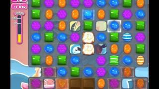 Candy Crush Saga Level 1544 (No booster)