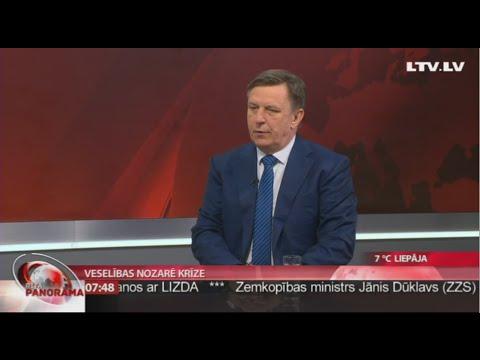 Intervija ar premjeru Māri Kučinski