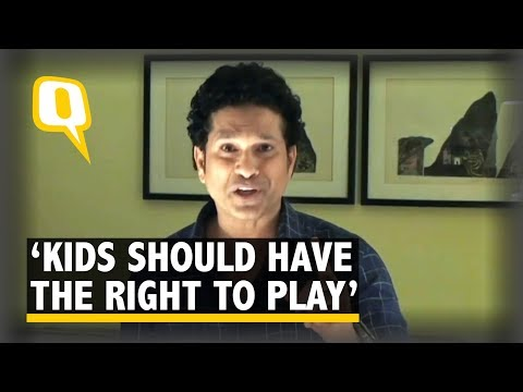 Sachin Tendulkar Wants Right to Play – but What Is It?   The Quint