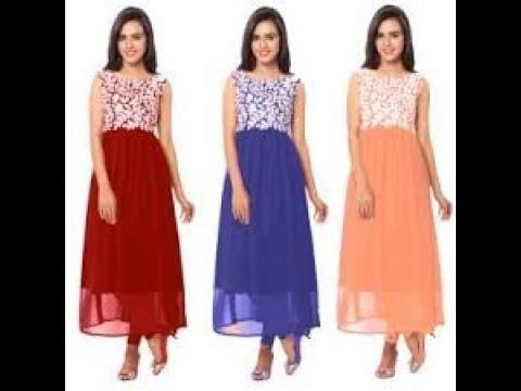 Anarkali Kurtis / Kurta Ladies wear Latest design Collection