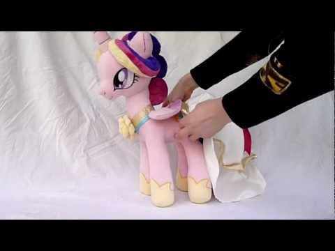 Princess Cadance MLP Plush