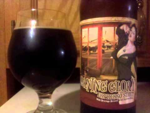 Old Dominion Morning Glory Espresso Stout Beer Review