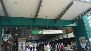 東京都杉並区阿佐ヶ谷駅前