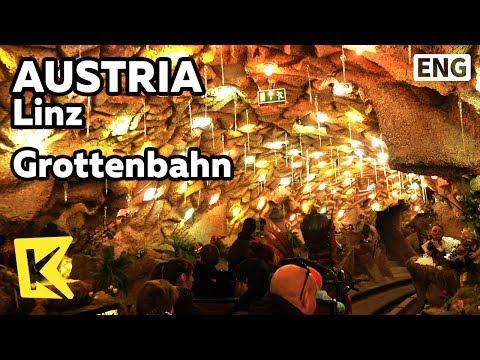 【K】Austria Travel-Linz[오스트리아 여행-린츠]그로텐반/Grottenbahn/Postlingberg/Theme Park/Cave/Toad/Dragon train
