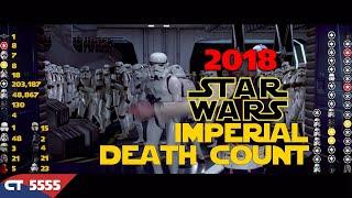 Star Wars Saga Imperial Death Count