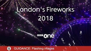 London Fireworks 2018 LIVE - New Year's Eve Fireworks 2017 2018 - BBC One