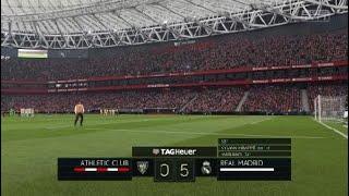 FIFA 19: Athletic Bilbao vs Real Madrid