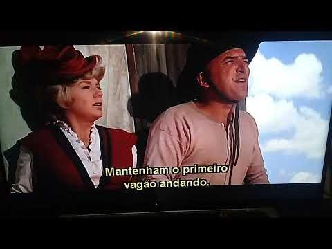 Download Trecho do Filme Revanche Selvagem com Burt Lancaster, Tely Savalas e Dan Vadis