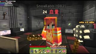 腐肉地穴   Minecraft  Crypt Crawler 創世神多人冒險地圖 #01