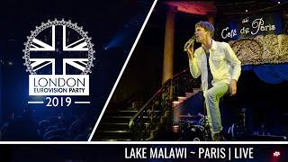 Lake Malawi ~ Paris (Czech Republic)   LIVE   OFFICIAL   2019 London Eurovision Party