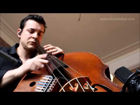 Stairway to heaven - Olivier Babaz - Double Bass & Kalimba