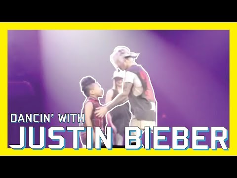 Thumbnail: DANCING WITH JUSTIN BIEBER | VLOG #7 | #PURPOSETOURCHILDRENFRESNO
