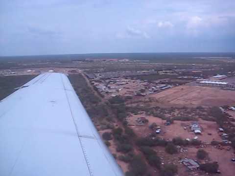 Landing in Laredo, TX