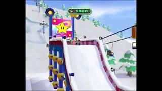 [TAS] Snow Whirled - 9720° (Mario Party 6)