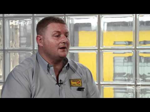 ESF Works Employer: Mark Walker on the Taxi 'Train Work Train' Routeway