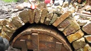 Dry Stone Arch Bridge