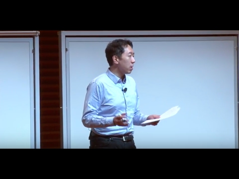 Andrew Ng: Artificial Intelligence is the New Electricity