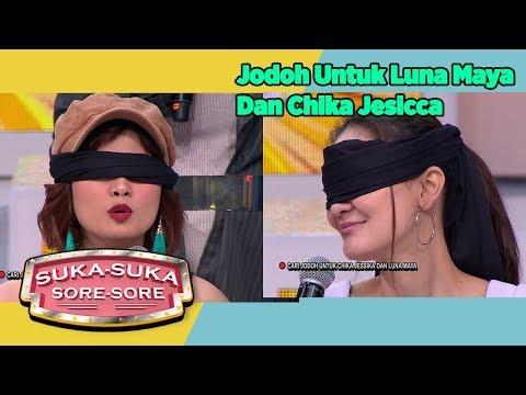Mencari Jodoh Untuk Luna Maya Dan Chika Jesicca - Suka Suka Sore Sore (12/3)