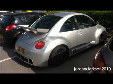 VW Beetle RSi Replica - Walkaround, Drive-by and WR1 Impreza Combo