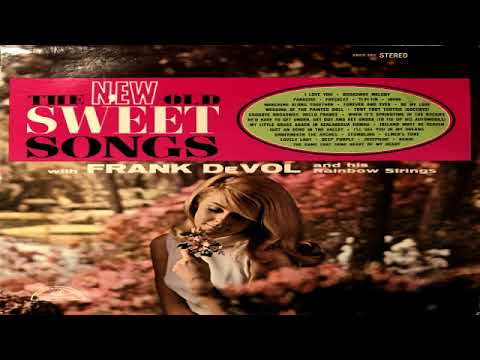 Frank DeVol and the Rainbow Strings   The New Old Sweet  GMB
