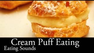 Binaural Asmr Cream Puff L Ear To Ear, Mouth Sounds