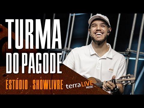 """""""Lancinho"""" - Turma do Pagode no Terra Live Music 2017"""