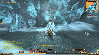 EverQuest 2 - FrostFang Sea - Hillfred Kinloch - Geode Caching - Level 19 - HD