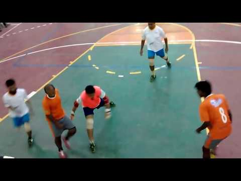 Asiatic EXP vs Rahim Afrooz | 10th Ascent Corporate Football 2014 | Round of 8