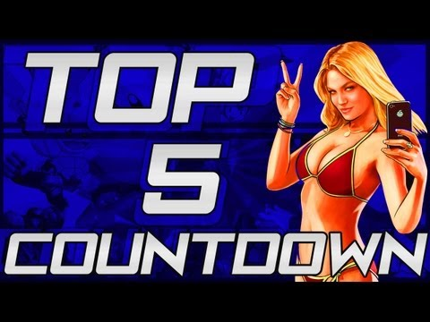 Top 5: Best Playstation 3 Games
