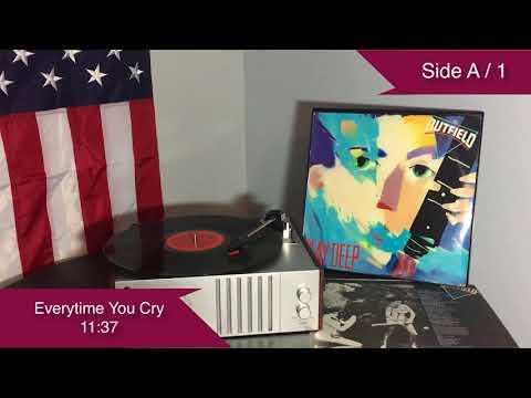 Play Deep | The Outfield | 1985 | Full Album Vinyl Rip